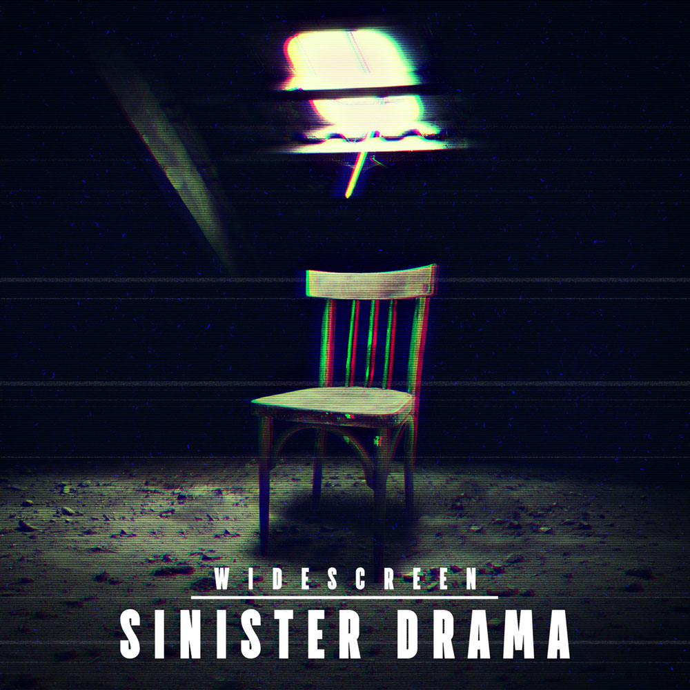 Sinister Drama movie trailer music album