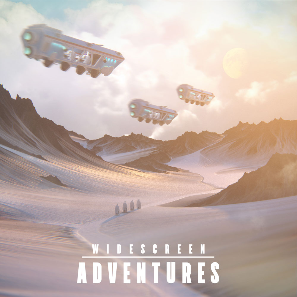 Widescreen - Adventures