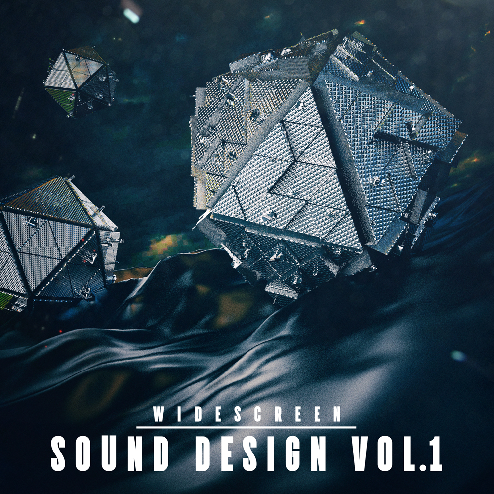Sound Design movie trailer music album
